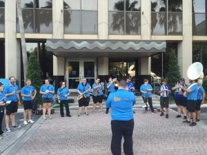 Rehearsal @ Reeves United Methodist Church   Orlando   Florida   United States